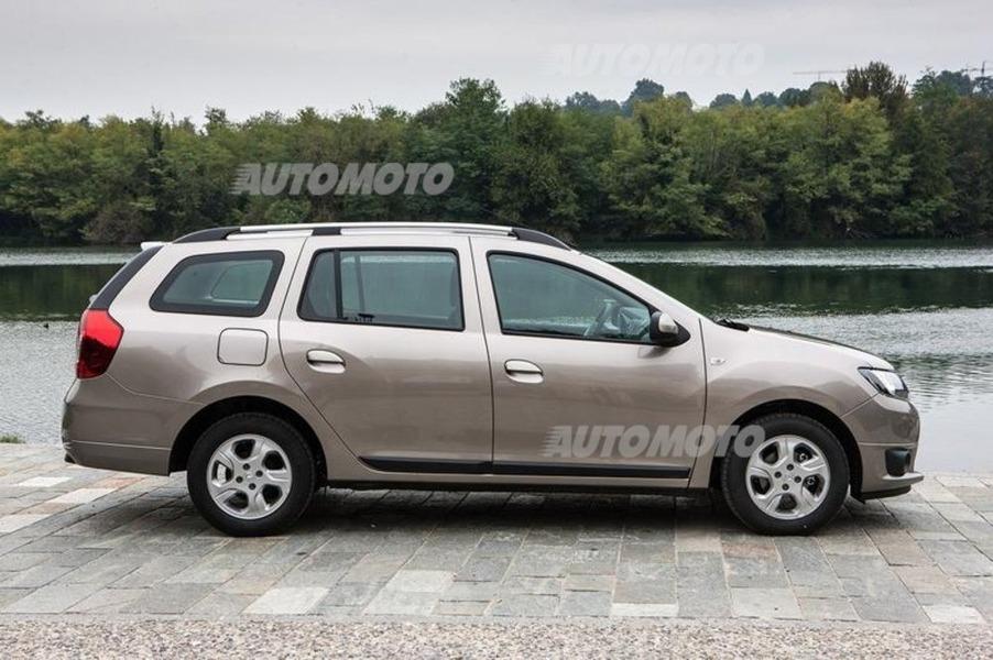 Dacia Logan MCV Stepway 0.9 TCe 12V 90CV Start&Stop Easy-R (2)