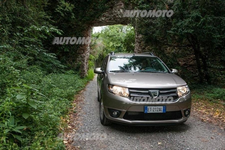 Dacia Logan MCV Stepway 0.9 TCe 12V 90CV Start&Stop Easy-R (3)