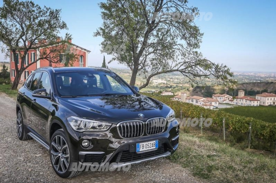 BMW X1 sDrive20d Msport (5)