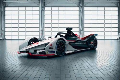 Formula E: Porsche svela la 99X Electric (3)