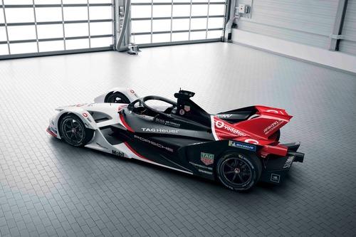 Formula E: Porsche svela la 99X Electric (7)