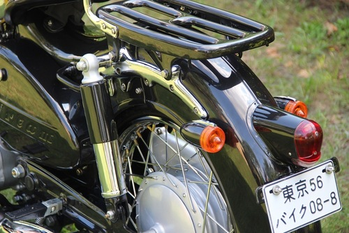 Honda MF 350 Dream: una moto (quasi) unica all'asta (5)