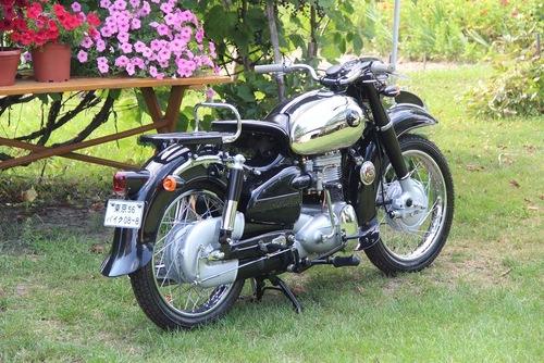 Honda MF 350 Dream: una moto (quasi) unica all'asta (2)