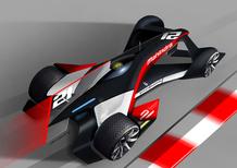 La Formula E del futuro secondo Pininfarina
