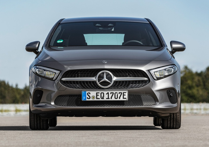 Mercedes-Benz Classe A (2018->>) (3)