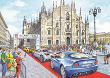 Milano, Monza e il nuovo MotorShow all'aperto: tutti pronti al grande evento tricolore di giugno 2020