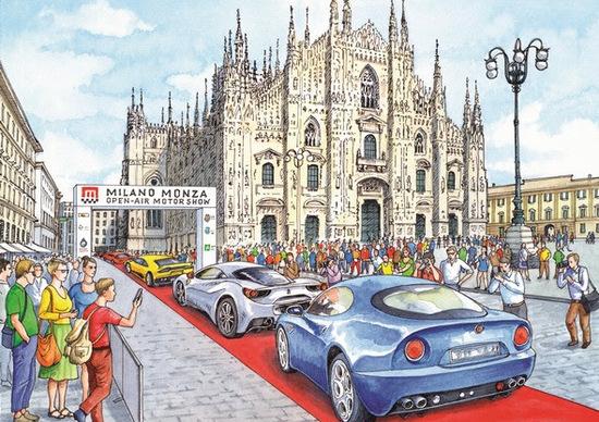 Milano Monza Open-Air Motor Show: dal 18 al 21 giugno 2020