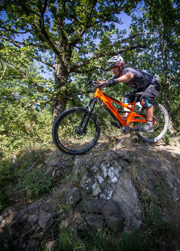 Test eBike: Orange Surge RS
