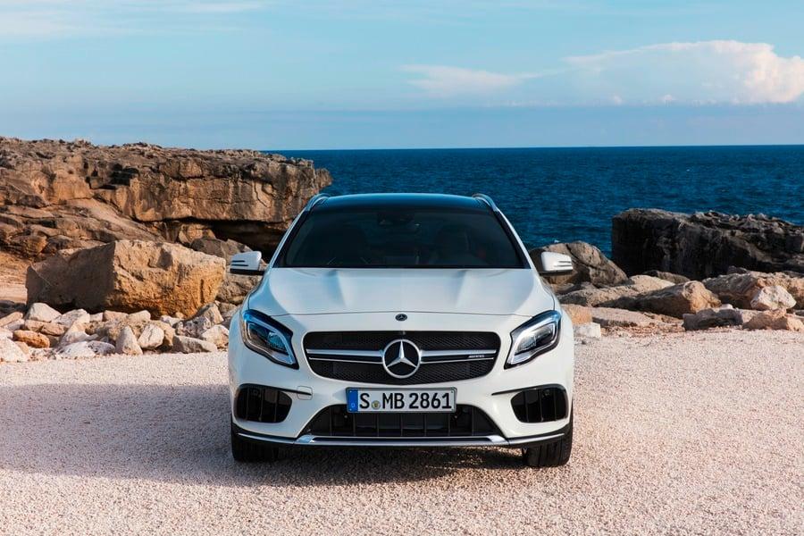 Mercedes-Benz GLA suv 250 Automatic Sport (4)
