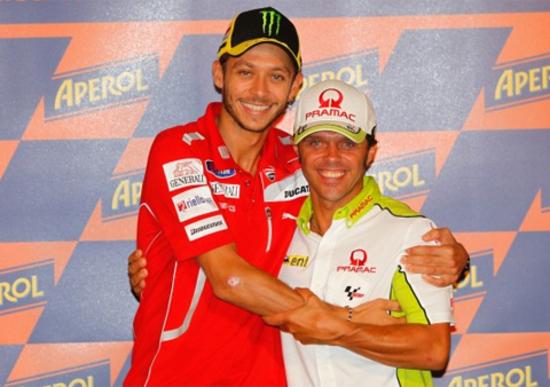 Capirossi: Quello di Valencia sarà l'ultimo GP della mia carriera
