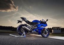 Yamaha: nuove colorazioni per YZF-R6, YZF-R3 e YZF-R125 2020