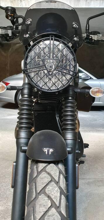 Triumph Street Scrambler 900 (2017 - 18) (5)