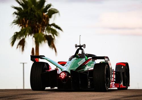 Formula E: Audi, tolti i veli alla e-tron FE06  (5)