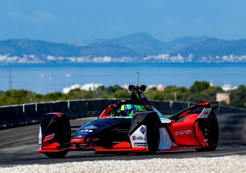 Formula E: Audi, tolti i veli alla e-tron FE06  (2)