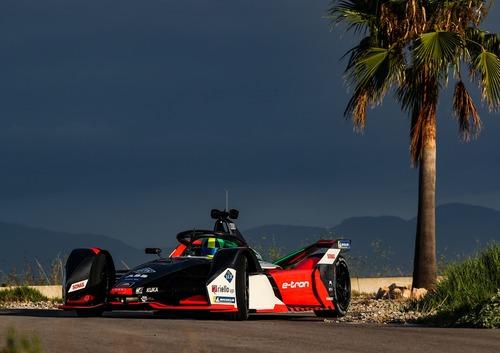 Formula E: Audi, tolti i veli alla e-tron FE06  (8)