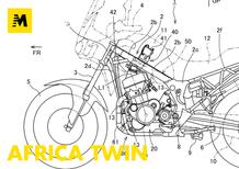 Nuova Honda Africa Twin 1100: perché potrebbe avere il motore a iniezione diretta
