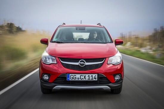 In offerta la piccola Opel Karl Rocks
