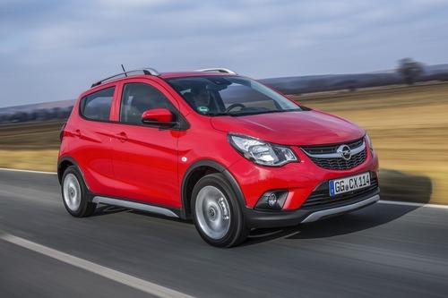 Affare del Momento: Opel Karl Rocks (4)