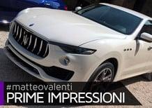 Maserati Levante [Video prime impressioni di guida]