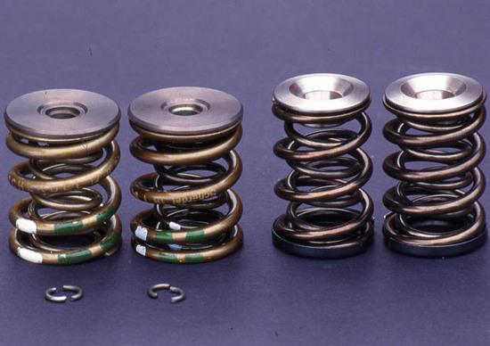 Massimo Clarke: Dalle molle a spillo a quelle pneumatiche