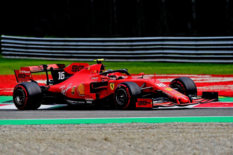 F1, GP Italia 2019: vince Leclerc