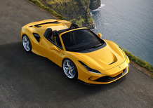 Ferrari F8 Spider 2020 | Linea Tributo e motore Pista da 720 CV [Video]