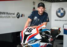SBK. Tom Sykes rinnova con BMW anche per il 2020