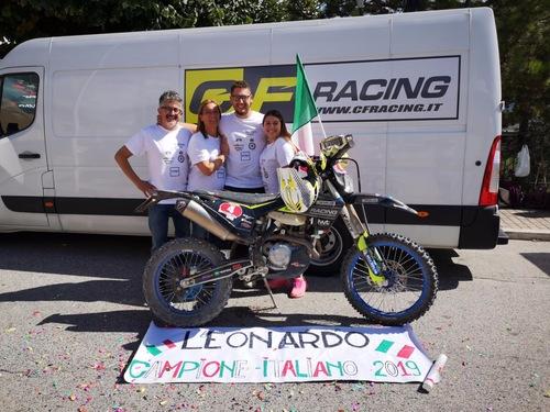 Saranno Famosi. Leonardo Tonelli Update: Campione Italiano Motorally! (7)