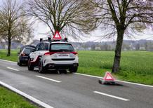 Mercedes ESF 2019: il triangolo è un robot