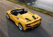 Ferrari F8 Spider e 812 GTS. I prezzi delle nuove spider