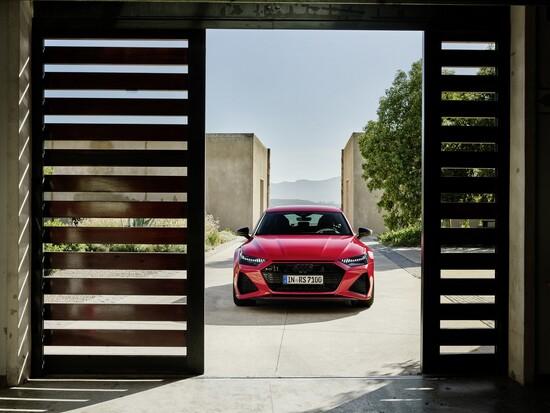 Ecco la nuova Audi RS7