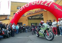 Moto Guzzi Open House 2019: in 30.000 a Mandello del Lario