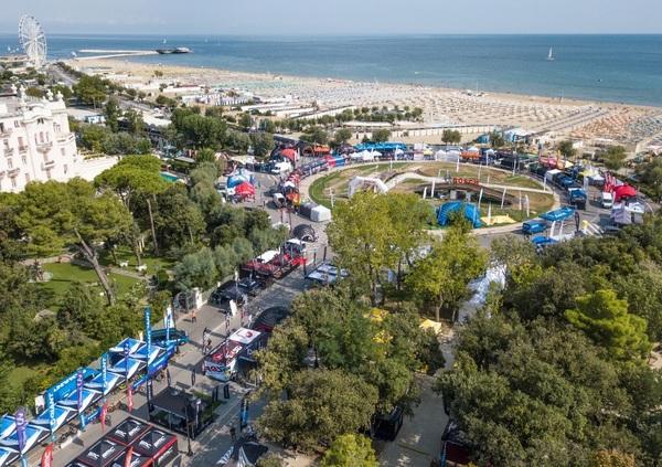 Italian Bike Festival a Rimini dal 13 al 15 settembre