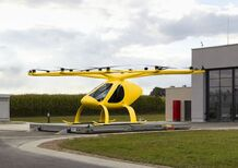 Geely investe in Volocopter, startup per il taxi volante