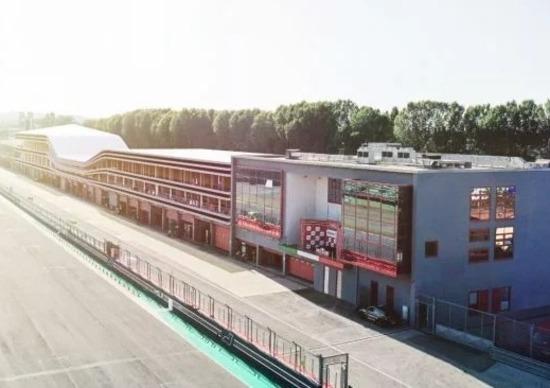 Formula 1: Imola, presentato il progetto di adeguamento del circuito