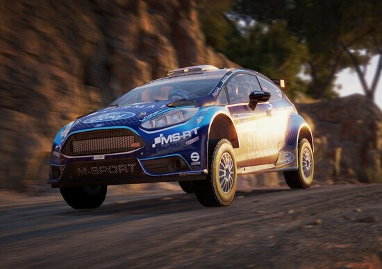 WRC 8 è dedicato ai simracers