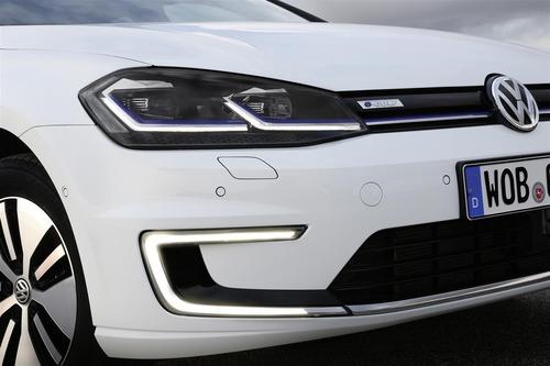 Volkswagen e-Golf al Salone di Francoforte 2019 (5)