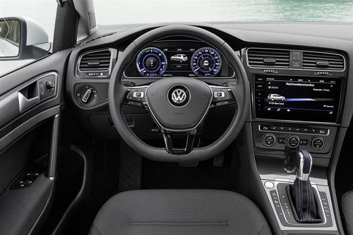 Volkswagen e-Golf al Salone di Francoforte 2019 (4)