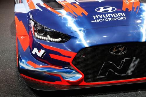 Hyundai Veloster N ETCR, l'elettrica da corsa al Salone di Francoforte 2019 (5)