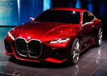 BMW Concept 4 al Salone di Francoforte 2019 [Video]