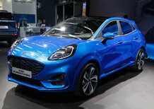 La nuova Ford Puma al Salone di Francoforte 2019 [Video]