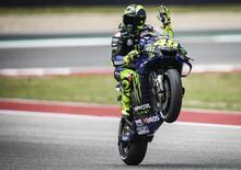 Valentino Rossi non vince? Chi se ne frega!