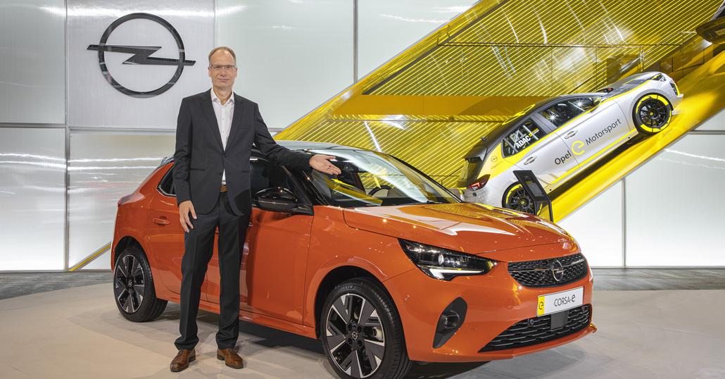 IAA 2019, Opel: elettrificazione avanti tutta per tutti (con le economie di scala PSA)