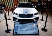 BMW i Hydrogen NEXT al Salone di Francoforte 2019