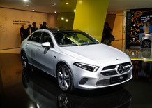 Mercedes Classe A e B 250e al Salone di Francoforte 2019 [Video]