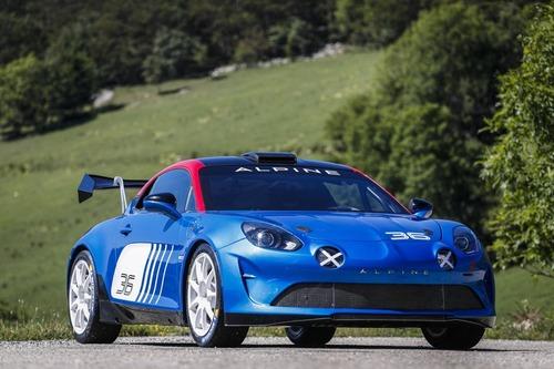 Alpine A110 Rally, 300 CV per correre come ai vecchi tempi (9)