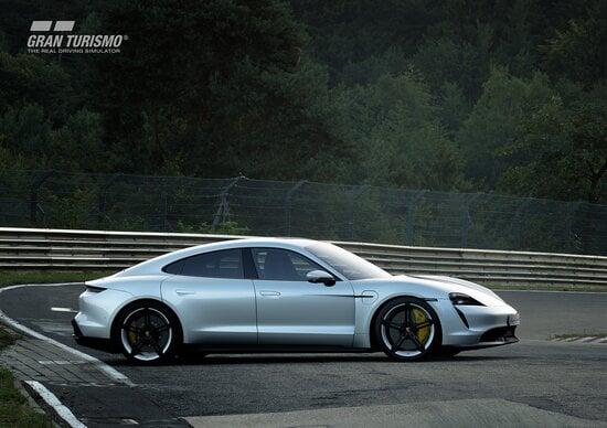 GT Sport: Porsche Taycan e nuovi modelli in arrivo [Video]