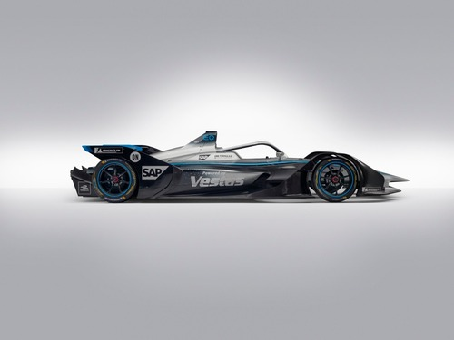 Formula E: la nuova Mercedes EQ Silver Arrow 01 (3)