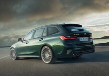 BMW Alpina B3: la super Serie 3 al Salone di Francoforte 2019 [Video]