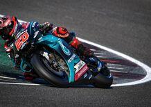 MotoGP 2019. Quartararo primo nelle FP1 a Misano